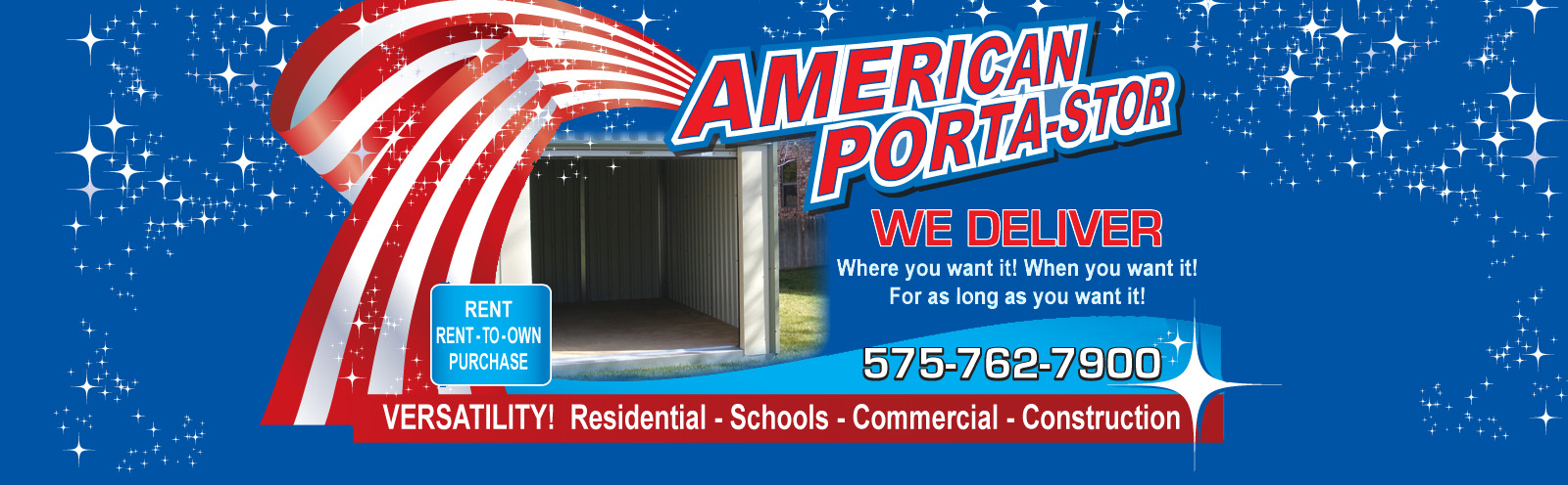 Locations for American Porta-Stor-everyone can get the ...