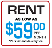 Rent Storage - as low as $59.00 per month
